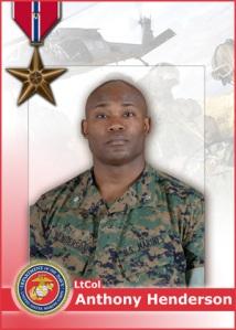 LTC Anthony Henderson USMC
